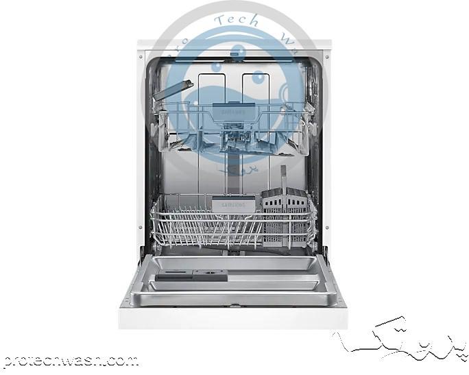 ظرفشویی ۵۰۵۰ سامسونگ ۱۳ نفره سفید مدل DW60M5050