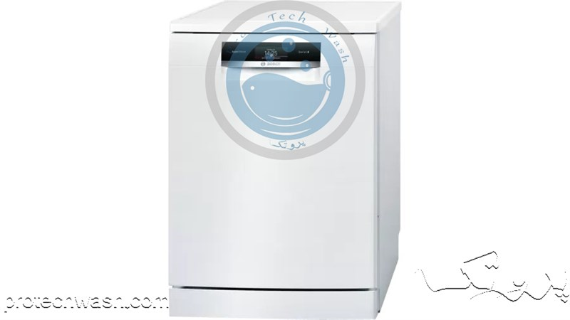 ظرفشویی ۱۴ نفره بوش سفید مدل ۸۸TW02