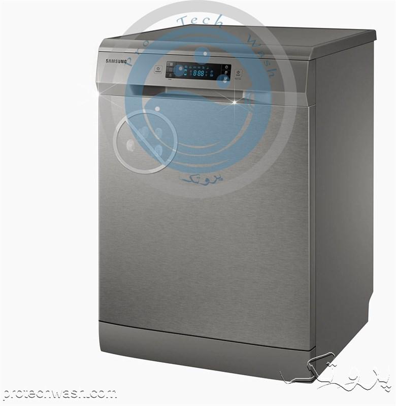 ظرفشویی ۵۰۶۰ سامسونگ ۱۴ نفره سیلور مدل DW60M5060FS